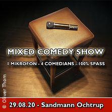 Mixed Comedy Show - Ochtrup