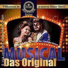Musical Dinner Show - Rouge Showpalast Bochum
