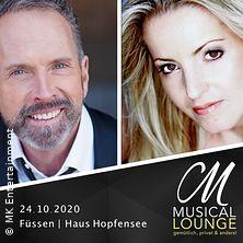 Musical Lounge - Kevin Tarte & Misha Kovar