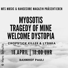Myosotis & Tragedy of Mine