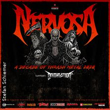 Nervosa - A Decade of Thrash Metal 2021