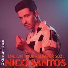 Nico Santos - Live on Tour - Summer 2021