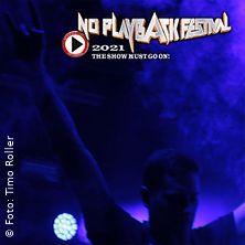 No Playback Festival 2021