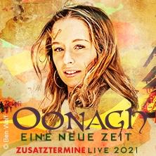 OONAGH - Eine neue Zeit - Live | Zusatztermine 2021