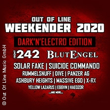 Out of Line Weekender Dark'n'Electro Edition 2020