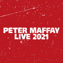 Peter Maffay & Band in Regensburg, 09.10.2021 - Tickets -
