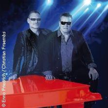 Piano Men - A Tribute to Elton John und Billy Joel