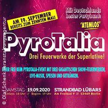 Pyrotalia 2020