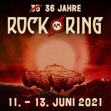 CARAVAN CAMPING TICKET - Rock am Ring 2021 in NÜRBURG / EIFEL, 09.06.2021 - Tickets -