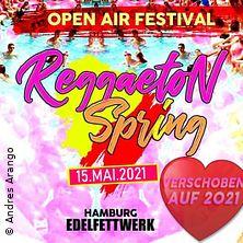 Reggaeton Spring Open Air - Hamburg 2021