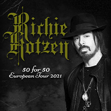 Richie Kotzen - 50 for 50 Tour