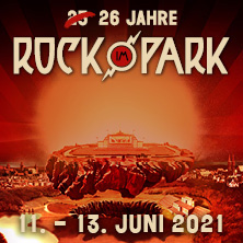 WEEKEND FESTIVAL TICKET - GENERAL CAMPING - Rock im Park 2021 in NÜRNBERG, 11.06.2021 - Tickets -