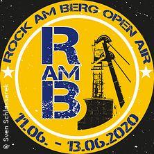 Rock am Berg Open Air | 16.- 19. Juni 2022