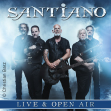 Santiano - Open Air 2021 in BAD SEGEBERG, 22.05.2021 - Tickets -
