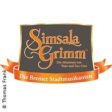 Simsala Grimm live - Figurentheater Calimero - Die Bremer Stadtmusikanten