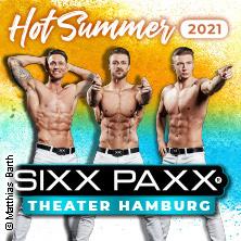 SIXX PAXX #hotsummer Hamburg 2021