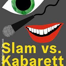 Slam vs. Kabarett - Kupfersaal Leipzig