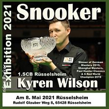 Snooker Exhibition