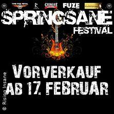 Springsane Festival