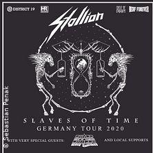 Stallion - Slaves of Time Tour 2020