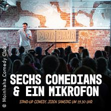 Stand-Up Comedy am Samstag