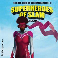 Superheroes of Slam - Kiezpoeten