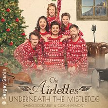 The Airlettes - Underneath The Mistletoe