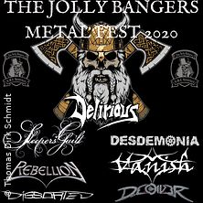 The Jolly Bangers Metal Fest 2020 (11.12.-12.12.2020)