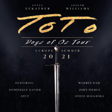 TOTO - The Dogz of Oz - World Tour 2021