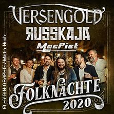 Versengold - Folknächte 2020