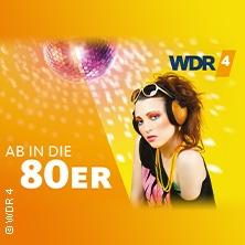Mit WDR4 ab in die 80er