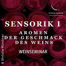 Weinseminar:Sensorik I - Aromen
