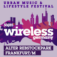 Wireless Germany 2020 | Tagesticket Samstag in FRANKFURT, 11.07.2020 -