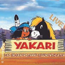 Yakari und Großer Adler - Das indianerstarke Figurentheater | Figurentheater Calimero
