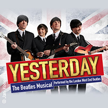 Yesterday - The Beatles Musical performed by the London West End Beatles 2021