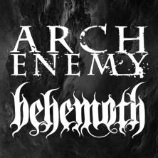 Arch Enemy & Behemoth & Carcass & Unto Others