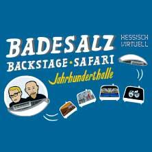 Badesalz Backstage Safari - Online Show