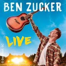BEN ZUCKER - LIVE