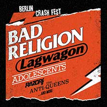 Berlin Crash Fest - Bad Religion