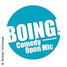 Boing! Comedy Open Mic Köln