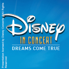 Disney In Concert - Dreams come true | mit dem Hollywood-Sound-Orchestra