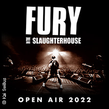 Fury In The Slaughterhouse in REGENSBURG, 06.08.2022 - Tickets -