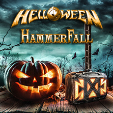 HELLOWEEN & HammerFall - United Forces 2022