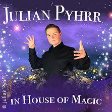 Julian Pyhrr - in House of Magic
