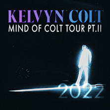 Kelvyn Colt - Mind of Colt, Pt. II