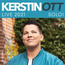 Kerstin Ott präsentiert live und solo ihre Top-Hits