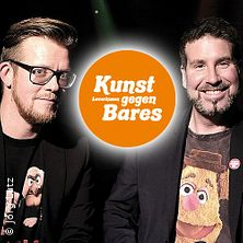 Kunst gegen Bares mit Torsten Schlosser & Markus Steinacker
