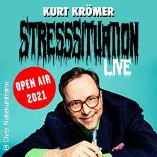 Kurt Krömer - Stresssituation Tour 2021 | Open Air
