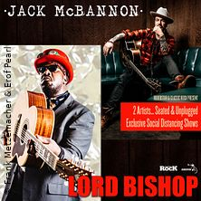 Lord Bishop / Jack McBannon - Unplugged