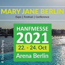 Mary Jane 2021 - 22. bis 24. Oktober 2021 | Arena Berlin